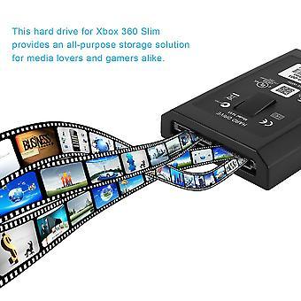 120 gb interne harde schijf Hdd harde schijf voor Microsoft voor Xbox 360 Slim