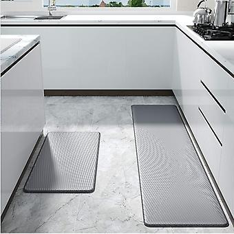 Nicht Skid wasserdichte Küchenmatten Anti-Fatigue dicke gepolsterte Boden Teppich