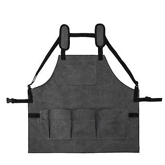 Идеальный фартук для барбекю гриль Шеф-повар работа и хобби кросс-бэк дизайн