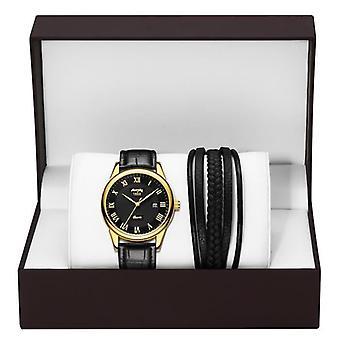 Men's Watch With Bracelet