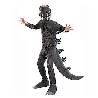 Godzilla Cos Costume Cosplay Combinaison pour enfants
