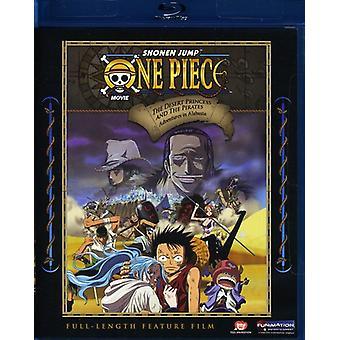 One Piece Movie 8 [BLU-RAY] USA import