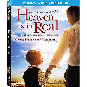 Heaven Is for Real [BLU-RAY] USA import