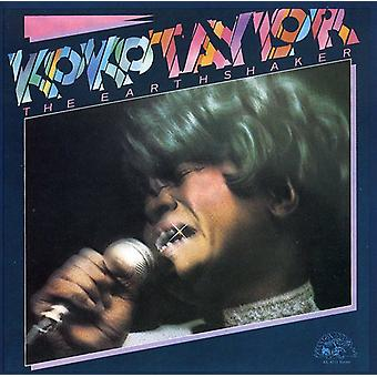 Koko Taylor - Earthshaker [CD] USA tuonti