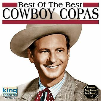 Cowboy Copas - Best of Best [CD] USA Import