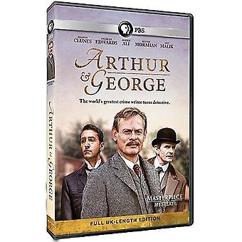 傑作: アーサー ・ ジョージ 【 DVD 】 アメリカ インポートします。