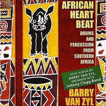 Barry Van Zyl - African Heartbeat [CD] USA import