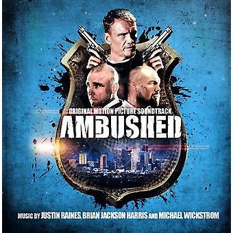Harris, Brian Jackson/Wickstrom, Michael/Raine, J - Ambushed [CD] USA import