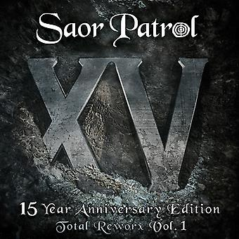 Saor Patrol - Vol 1-Xv 15 år Anniversary Edition [CD] USA import