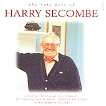 Harry Secombe - Harry Secombe Best of [CD] USA import