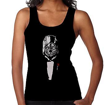 The Dishonored One Corvo Attano Godfather Women's Vest