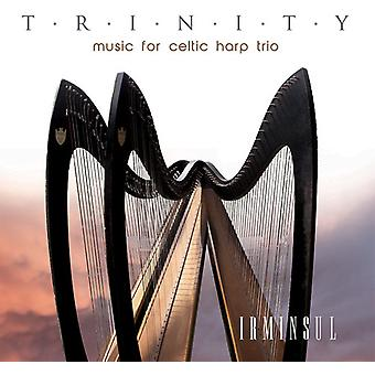 Trinity - Irminsul [CD] USA importeren