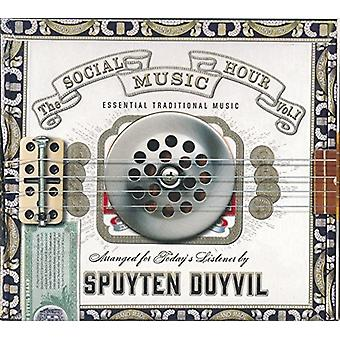 Spuyten Duyvil - The Social Music Stunde Vol. 1 [CD] USA import