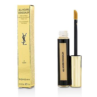 Yves Saint Laurent All timmar Concealer - # 2 Ivory - 5ml/0,16 oz
