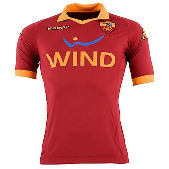 2012-13 Roma Thuis Kappa Voetbal Shirt