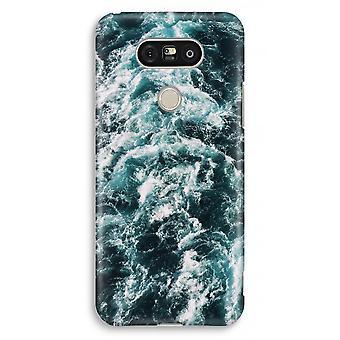 LG G5 volledige Case - Ocean Wave afdrukken