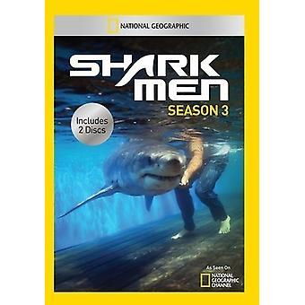 Shark Men: Staffel 3 [DVD] USA import