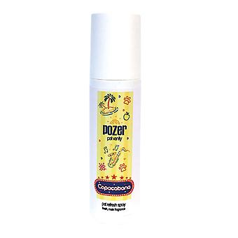 Pozer Pet Vanity Copacabana Body Spritz Fresh Dog Fragrance Cologne Spray, 200ml
