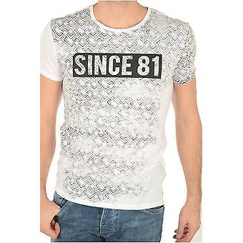 M72I53 Fancy camiseta impresa - Guess jeans