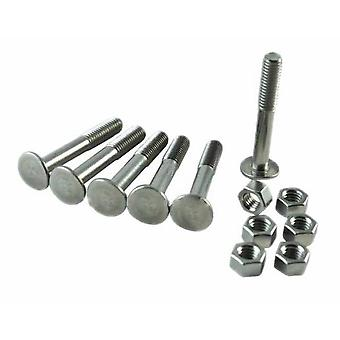 "S.R. Smith 60-702 2.5"" Nut and Bolt - Set of 6"
