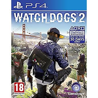 Watch Dogs 2 (PS4) - New
