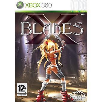 X Blades (Xbox 360)-nieuw