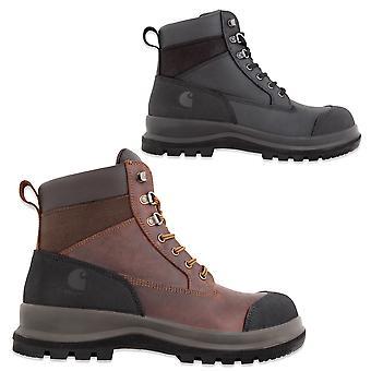 Carhartt mænds arbejde støvler Detroit forrevne Flex S3, højde 6'