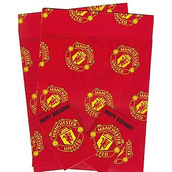 Manchester United Gift Wrap