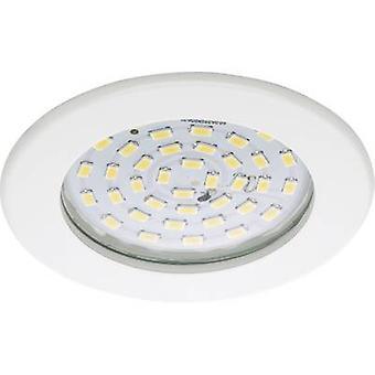 Briloner 7206-016 LED bathroom recessed light 10.5 W Warm white White