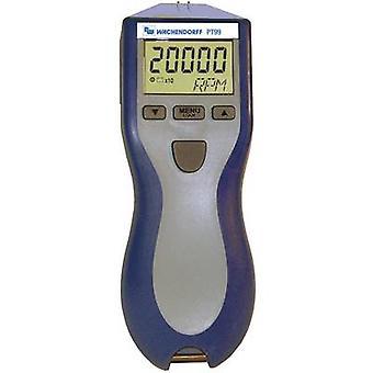 Wachendorff PT990000 Tachometer Optical 5 - 99000 rpm