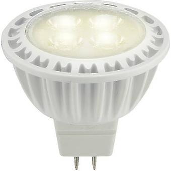 Sygonix LED (monochromatyczny) EWG A (A++ - E) GU5.3 Reflektor 6,5 W = 35 W Ciepły biały (Ø x L) 50 mm x 48 mm 1 szt.