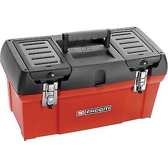 Facom BP. C24 verktøykasse (tom) plast rød, svart