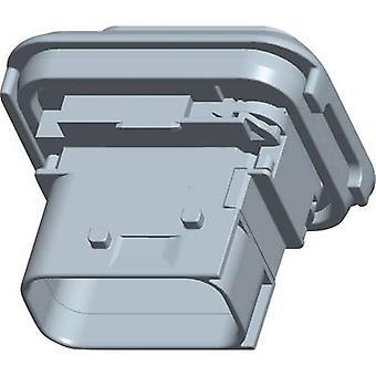 TE tilkobling Socket kabinett - PCB HDSCS, MCP totalt antall pinner 12 1-1564520-1-1 eller flere PCer