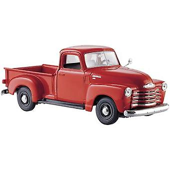 Maisto Chevrolet 3100 pick-up 1950 01:25 modelo de carro