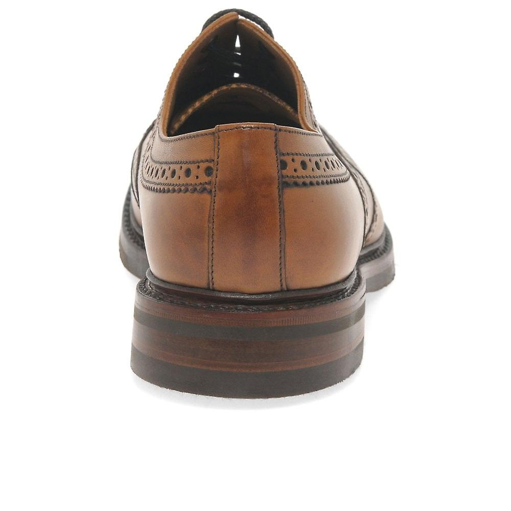 Loake Edward Mens Formelle Lacets Brogues
