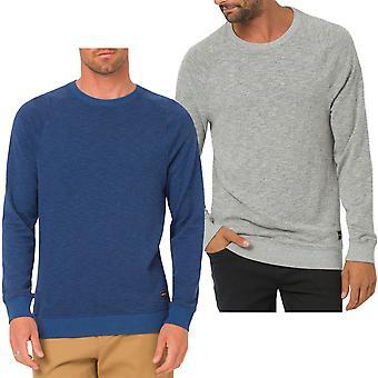Top di animale Mens Trent girocollo manica lunga maglione Jumper Sweatshirt