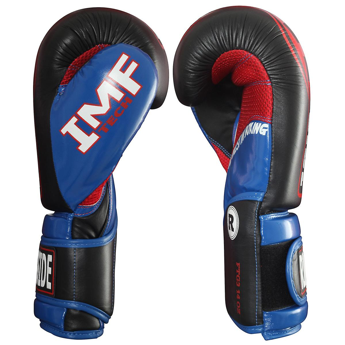 14-Ounce Ringside Apex Predator Sparring Gloves New Free Shipping