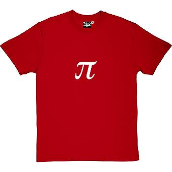 PI Red men ' s T-shirt