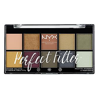 NYX PROF. make-up perfecte filter Shadow Palette Olive u