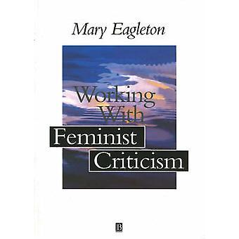 العمل مع نقد النسوية ماري إيغلتون-كتاب 9780631194422