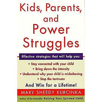 Bambini, genitori e lotte di potere: vincere per tutta la vita