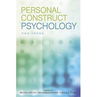 Persönlichen Konstrukt Psychologie: Neue Ideen