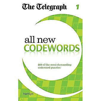 The Telegraph All New Codewords: 1