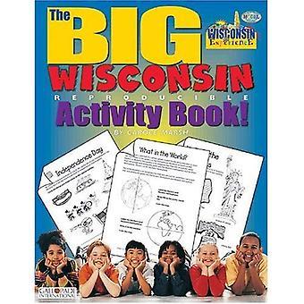 Wisconsin's Big Activity Book
