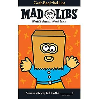 Grab Bag Mad Libs (Mad Libs (Unnumbered Paperback))