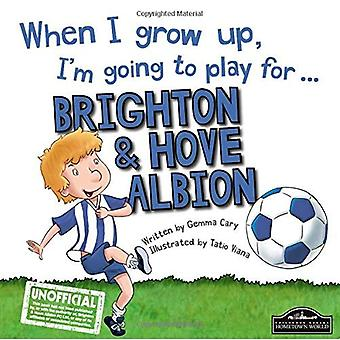 When I Grow Up I'm Going to Play for Brighton