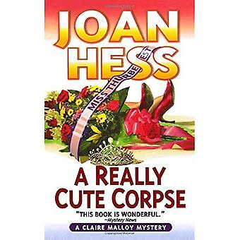 A Really Cute Corpse: A Claire Malloy Mystery (Claire Malloy Mysteries (Paperback))