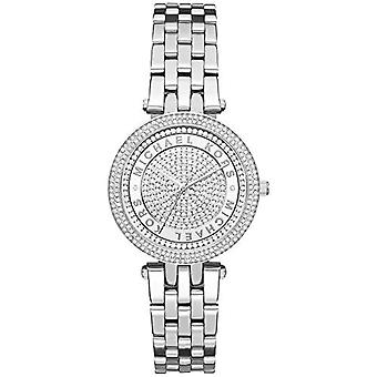 Michael Kors Ladies Quartz analogue watch with stainless steel band MK3476