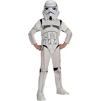 Star Wars Stormtrooper barn kostume