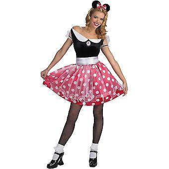 Minni Mouse Adult Costume